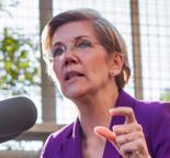 Sen. Elizabeth Warren (Eric Haynes)