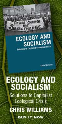 Chris Williams | Ecology and Socialism: Solutions to Capitalist Ecological Crisis