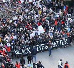 Millions March in New York City against police terror and impunity (Jay Denson)