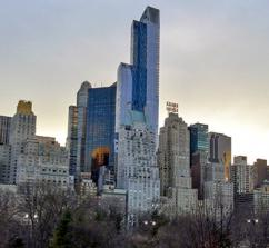The penthouse of the One57 building sold for a record-setting $100.5 million (Samsebeskazal.Livejournal.com)