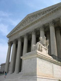 The U.S. Supreme Court  (Scott Lenger)