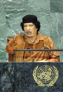 Muammar el-Qaddafi (Marco Castro)