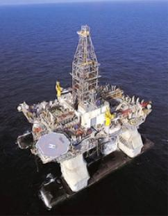 BP&#039;s Deepwater Horizon oil rig