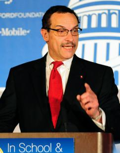 Washington, D.C., Mayor Vincent Gray  (Jennifer Cogswell)