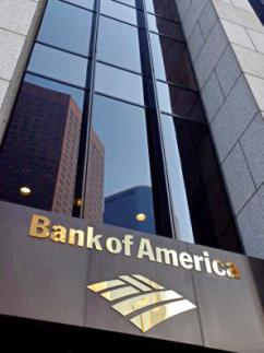 Bank of America corporate offices
