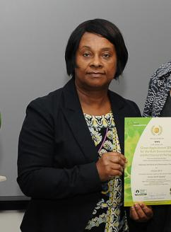 Doreen Lawrence (City of York Council UK)