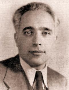 Albert Goldman in 1942
