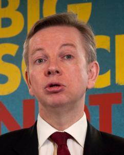 Education Secretary Michael Gove (Paul Clarke)