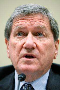 Richard Holbrooke, currently Barack Obama&#039;s special envoy for Afghanistan and Pakistan