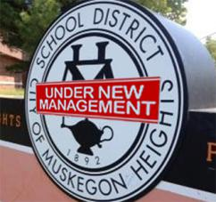 Muskegon Heights public schools: Under new management (Eric Ruder)