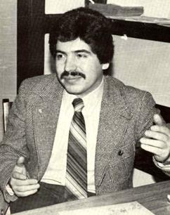 Celebrated Chicago union organizer Rudy Lozano
