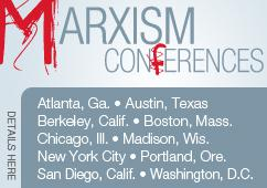 Regional Marxism Conferences | October and November