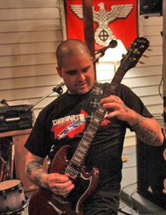 Neo-Nazi terrorist Wade Michael Page