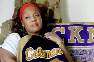 Brandon's mother, Winona Coleman-Broadus