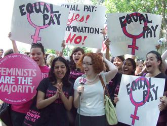 Women's struggles for pay equity, abortion rights and more continue today (Clarissa Peterson)