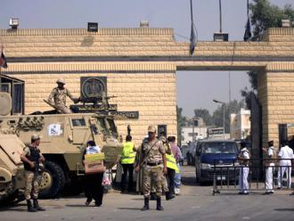 Tora prison in Cairo