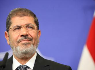 Egyptian President Mohamed Morsi