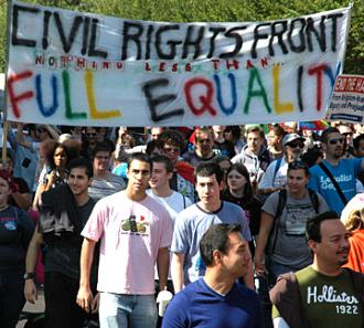 the fight for gay equality essay