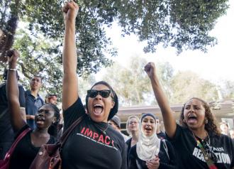 Coming together to challenge racism at University of California San Diego