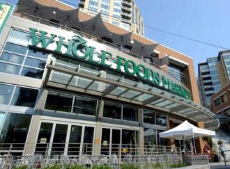 A Whole Foods store in Seattle