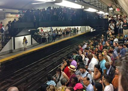 The summer of fear for NYC subway riders | SocialistWorker.org