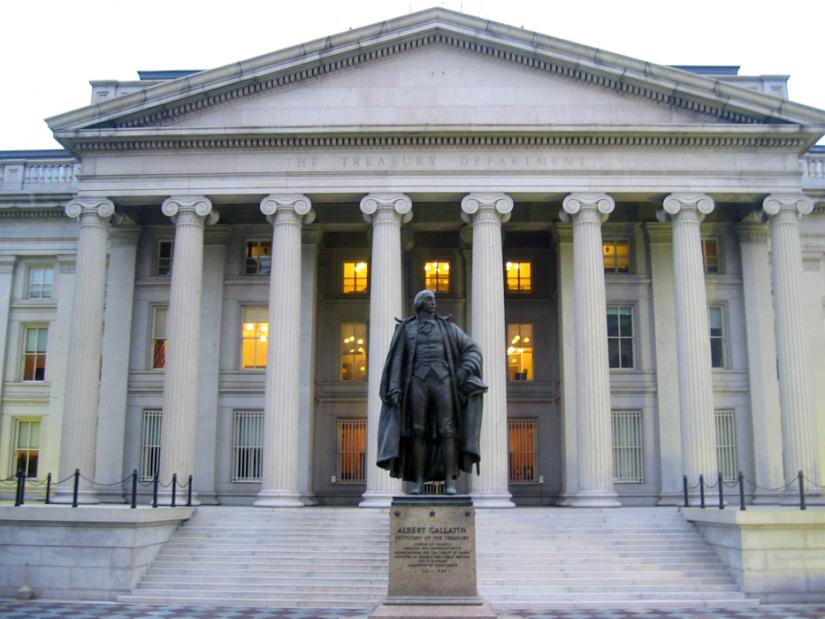U.S. Treasury Department