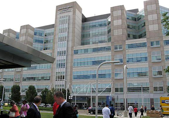 John H. Stroger Jr. Hospital of Cook County