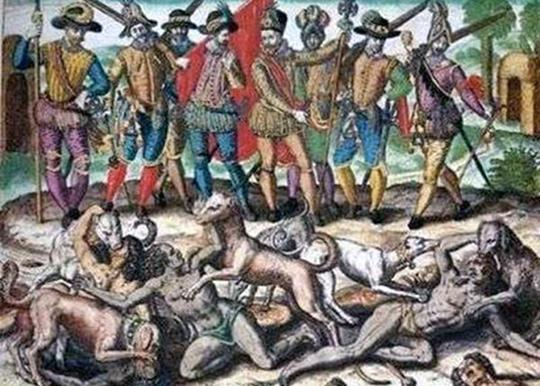 Christopher Columbus committed atrocities against the Indigenous peoples he encountered