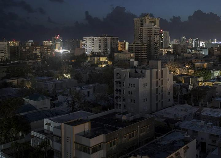 San Juan suffers through another blackout