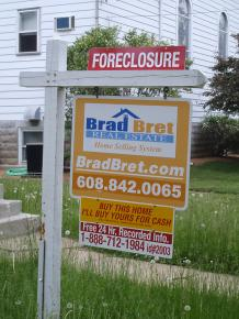 The foreclosure crisis deepens.