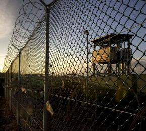 """Prisoners of the government's """"war on terror"""" face conditions that amount to torture"""