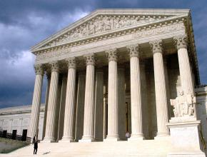 The U.S. Supreme Court building