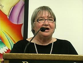 Civil rights lawyer Lynne Stweart