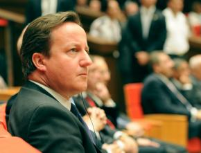Conservative Party Prime Minister David Cameron