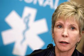 Karen Ignagni, CEO of the lobbying group America's Health Insurance Plans