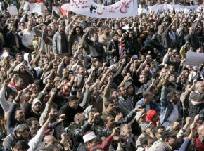 Millions continue to demonstrate across Egypt calling for an end to the Mubarak dictatorship
