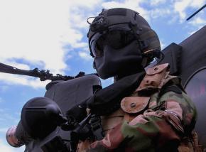 A U.S. Special Forces commando