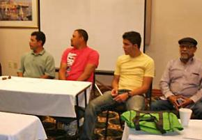 A May 25 press conference and rally helped expose D'Ambra Steel's anti-worker behavior