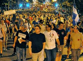Large demonstrations have continued to fill the streets of Montreal and other cities all summer