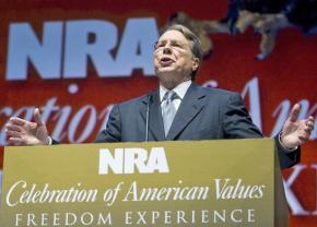 NRA Executive Vice President Wayne LaPierre