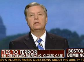 Republican Sen. Lindsey Graham helps Fox News jump to islamophobic conclusions