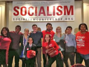Leaders of struggles for education justice nationwide spoke out at Socialism 2013