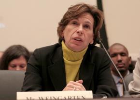 AFT President Randi Weingarten
