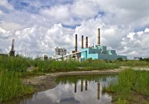 The Brayton Point power plant