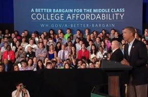 Obama speaks on college affordability at SUNY Binghamton