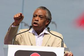 Al Sharpton's National Action Network is organizing for the Aug. 24 March on Washington