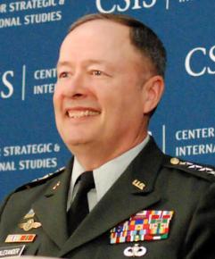 NSA Director Keith Alexander