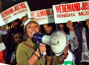 Protesters demand justice for Renisha McBride