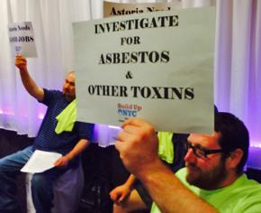 Activists push back against the mega-developers in Queens