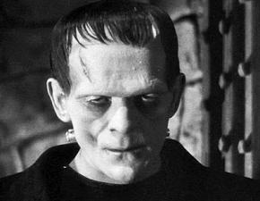 Dr. Frankenstein's monster